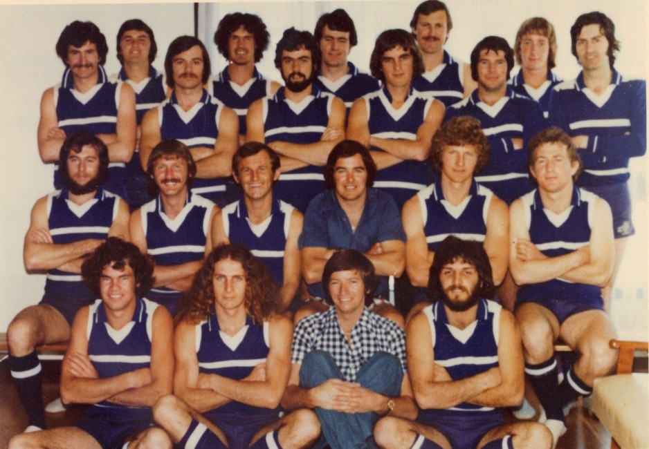 Back Row: Steve Crooks – David Arthurson – Peter Jongebloed – Phil Cuffe – Tony O'Donnell – Greg Frewan – Greg McLaren – Damien Maguire – John McGrath – Jerome Griffin – Danny Ryan Mid Row: Defrum Kutrolli – Mick McCormick – Barry Curley (Capt) – Tony Arthurson (Coach) – Dennis Nelson – Bernie Skahill Front: Michael Brown – Brian Haratsis – Kevin Meredith (Team Manager) – Fred Biagi